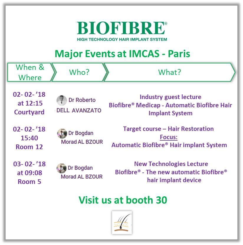 appuntamenti biofibre