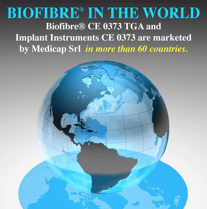 biofibre in the world